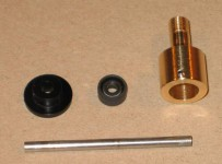 Shaft seal parts