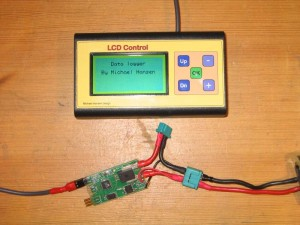 Data logger overview